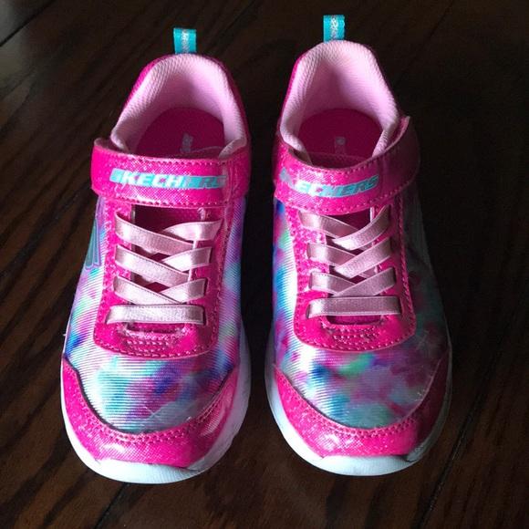 Skechers Shoes | Girls Sketchers Size 3